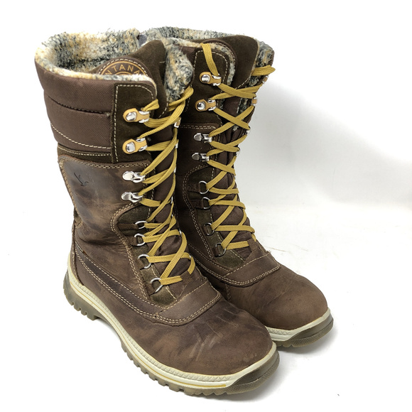 a8780bb1f58 Santana Canada Waterproof Modena Boots Faux Fur. M 5c1acc6b3e0caa518c40ef13